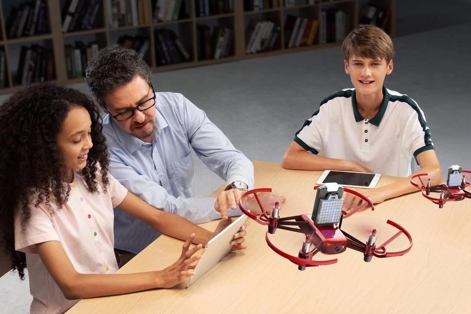 https://cds-technologies.com/DJI expande la plataforma educativa con un dron RoboMaster Tello Talent más potente
